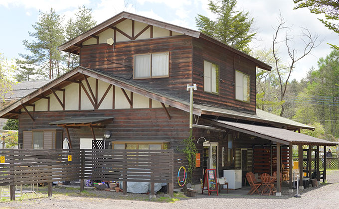 ゴールデンウィークの北軽井沢 オートキャンプ場 クリオフィールド