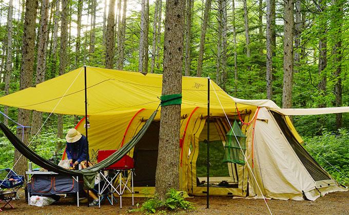 おすすめ タープ テント