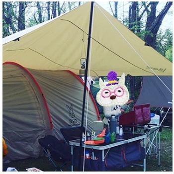 ファミリーにおすすめのテント