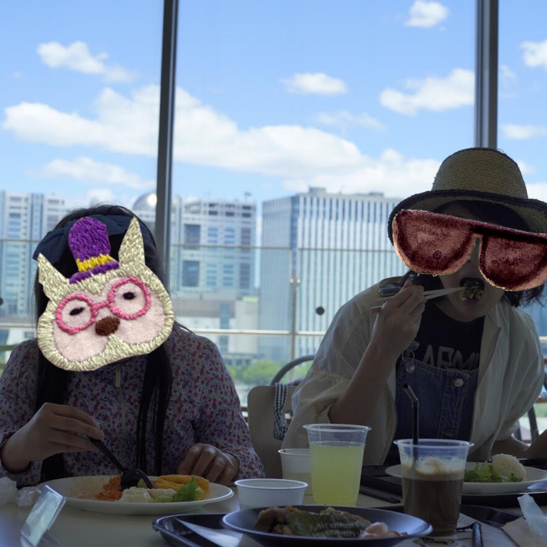 日本科学未来館レストラン